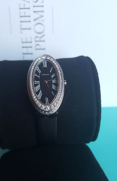 Tiffany & Co. Oval Cocktail Watch 2016