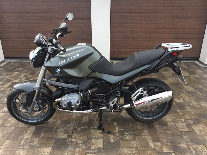 BMW - R 1200 R - 0 km - New Old Stock - 2012