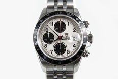 Tudor - Prince Date - Automatic Chrono Time - Year: 1999 - Rare pre-Tiger version