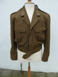 Very early Dutch DT jacket