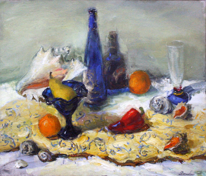 Sveta Yaseneva - Still Life with Pepper