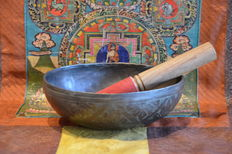 Singing bowl – Nepal, Tibet – 2nd half 20th century