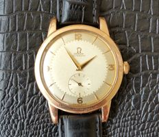 Omega – Hammer Automatic Watch – 1951