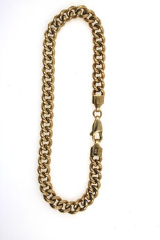 Bracelet made of 333 8kt yellow gold