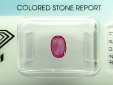 ruby – 0,82 ct