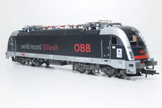 Roco H0 - 73506 - E-Loc series 1216 (Taurus World record locomotive) of the ÖBB