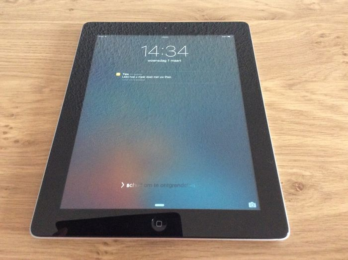 apple ipad model a1395 user manual