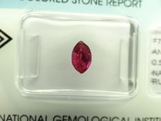 Ruby – 0,59 ct