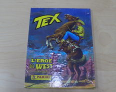 "Sticker album ""Tex L'Eroe del West - Arizona Sand""- Edition Collector Pack - (2015)"