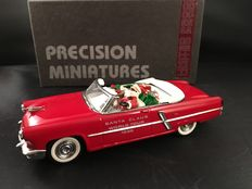 Precision Miniatures - Scale 1/43 - Lincoln Capri 'Santa Claus on tour'