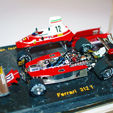 Race & Rally Model Cars 50