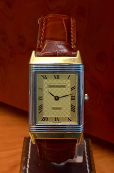 Jaeger LeCoultre Reverso Classic men's watch, 2015
