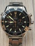 Check out our Omega Seamaster Chronograph Diver 300m/1000ft.