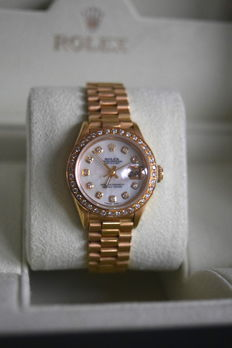 Rolex — DateJust — 69178 — Women — 1990-1999