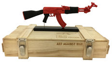 Ray Coster - Art Against War - Love Edition Red