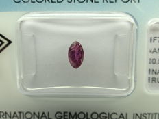 ruby – 0,55 ct