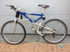 BMW - XT High tech mountain bike - 1997