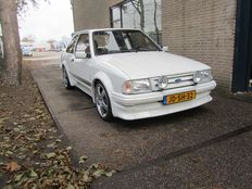Ford - Escort MK3 RS Turbo - 1985