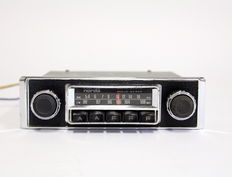 Norda Solid State - autoradio met pushbutton model CB405 met AM/FM - begin jaren '70
