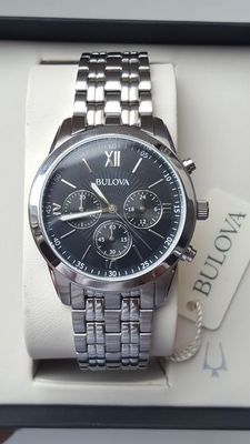 Bulova – men's wristwatch – 2017