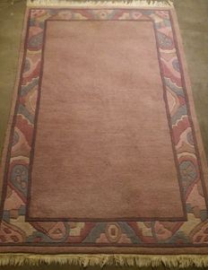 Beautiful hand-knotted Nepalese rug, 180-120 cm, 20th century