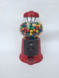 Gumball machine - second half of the 20th century