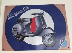 Nice sign VESPA GS - 2001