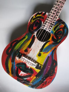 Peter Keil - Guitar with Two Faces