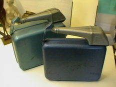 All boy 5 L + Primate 10 litre canister - 1950/60