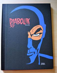 VVAA - Diabolik portfolio 50th anniversary - publisher: Little Nemo (2012)