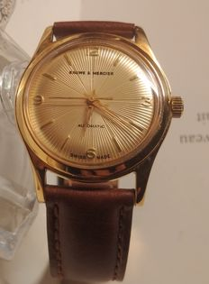 Baume & Mercier Automatic Swiss made watch for men, 50s