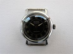 """DOGMA Military Medical Orderly's/Doctor's Wrist Watch Circa 1950 (The Korean or """"Forgotten"""" War)"""