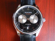 Wancher - navigation gentlemen's power reserve watch new