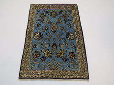 Wonderfully beautiful Persian carpet – Qom Iran – 120 x 81cm – end of the 20th  century Great condition – fine with silk content
