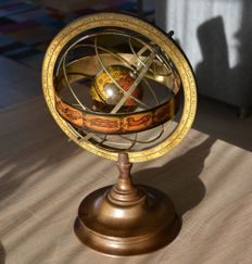 Beautiful decorative globe