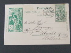 Switzerland – collection of pre-philately, postcards, letters, newspaper wraps and FDCs