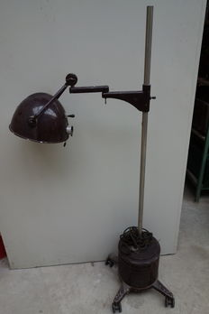 Dentist lamp - original Hanau