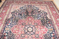Excellent oriental rug, Tabriz – 20th century, ca. 1980 – 335 x 245 cm – No reserve price, bidding starts at €1.
