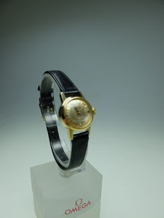 Omega women's watch, circa 1965