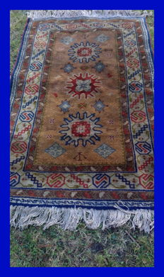 Old rug carpet !! Hand Knotted!!