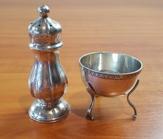 Silver antique set 800k/835k