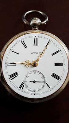 E. Billings, Bristol pocket watch