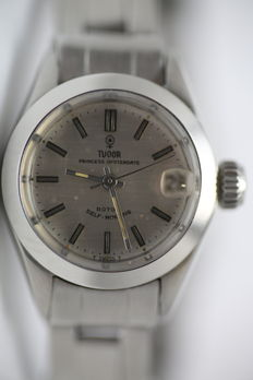 Tudor – Princess Oysterdate  – Women's wristwatch – 1960-1970s
