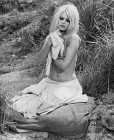 Unknown/ Cinerama - Brigitte Bardot - 1968