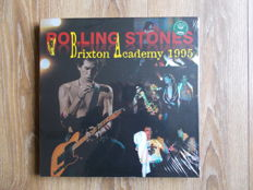 """The Rolling Stones 3x LP Limited Box Edition  """"Brixton Academy 1995"""""""
