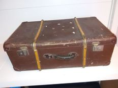 Large suitcase - For on the back of your classic car - 1950s