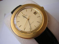 Omega Automatic Deville 40mc Gold Plated ref 166.094