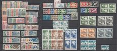 France Oceanie  1913/1950 - Stamps collection