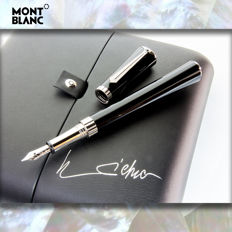 "Montblanc Muses Collection Series ""Marlene Dietrich"" fountain pen"