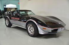 Chevrolet - Corvette pace car - 1978